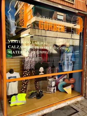 Ropa de trabajo en Palencia