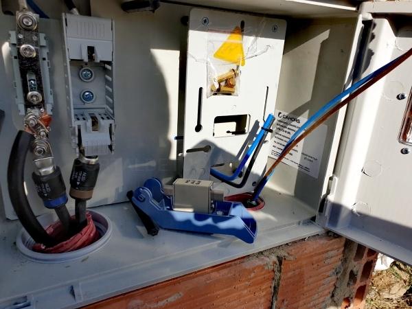 Mantenimiento eléctrico industrial palencia