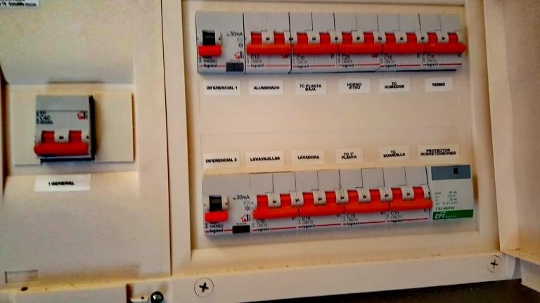 Empresa Electricidad en Palencia.