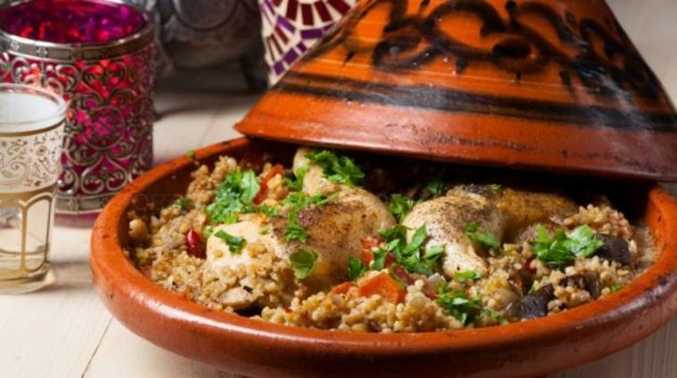 Comida Marroquí en Palencia