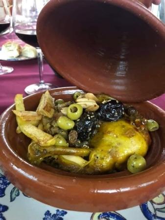 Comida Árabe Palencia