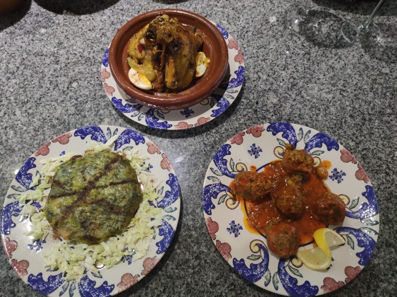 Comida tradicional Árabe en Palencia