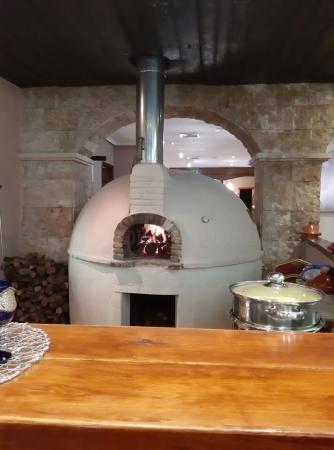 Comida al horno de leña en Palencia