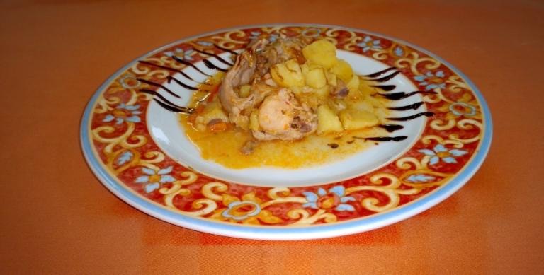 Menú del día en Palencia