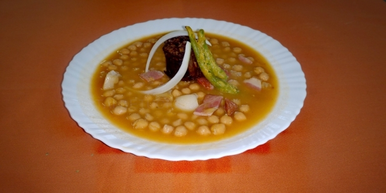 Menú de fin de semana en Palencia