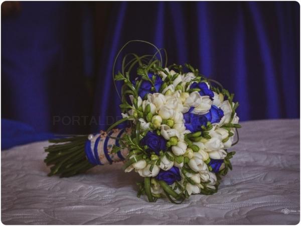 Ramos de tallo largo de novia en Almuñécar