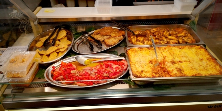 Menús diarios para llevar Palencia