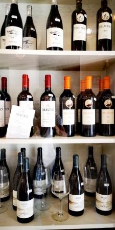 Venta de vinos en Palencia