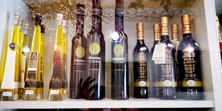 Aceites de oliva en Palencia
