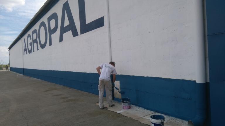 Pintura para la industria Palencia
