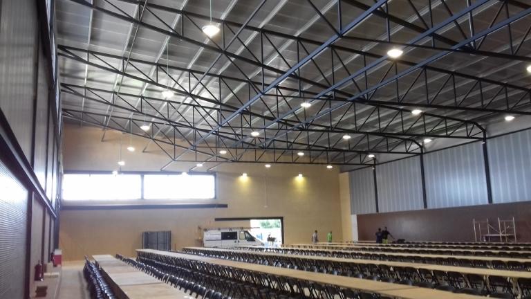 Montajes industriales eléctricos en Palencia