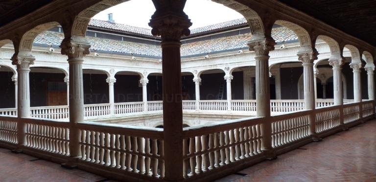 Iluminación monumental Palencia
