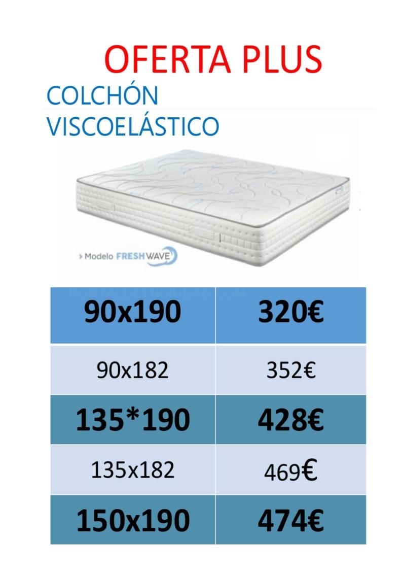 Ofertas colchones en Palencia.
