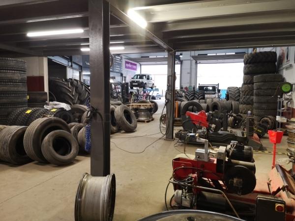 Neumáticos coches en Palencia