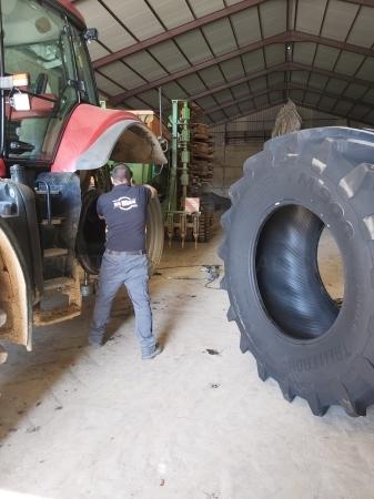 Neumáticos para Agricultura  Palencia