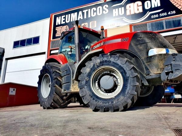 Neumáticos  agricultura en Palencia