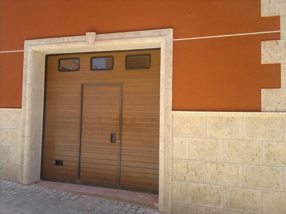 Recercados de ventanas y puertas