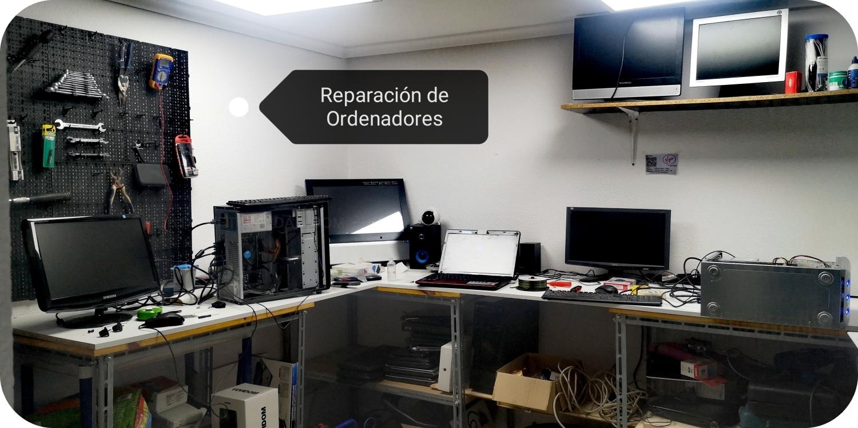 Reparación ordenadores en Palencia
