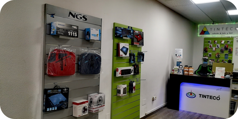 Accesorios de informática en Palencia