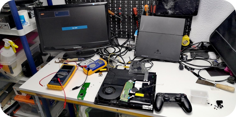 Reparación de videoconsolas en Palencia