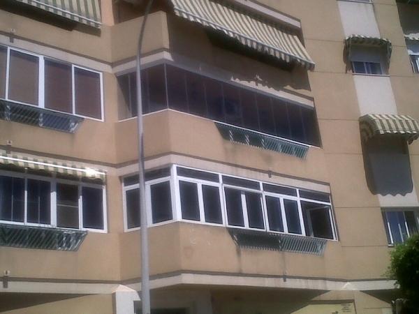 Cerramientos de terrazas en Cáceres