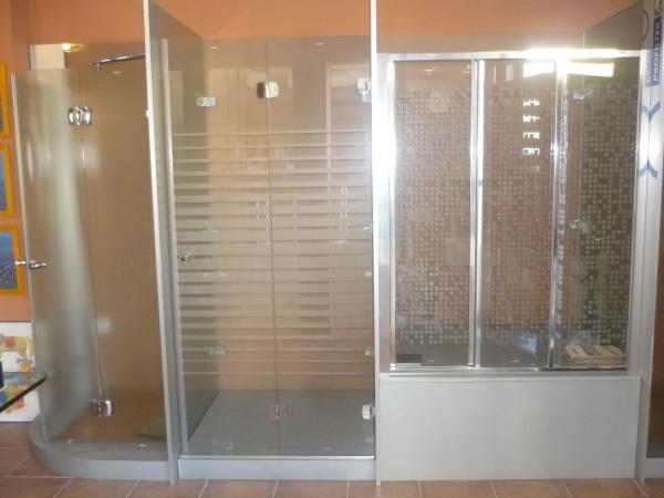 Mamparas de baños en Cáceres