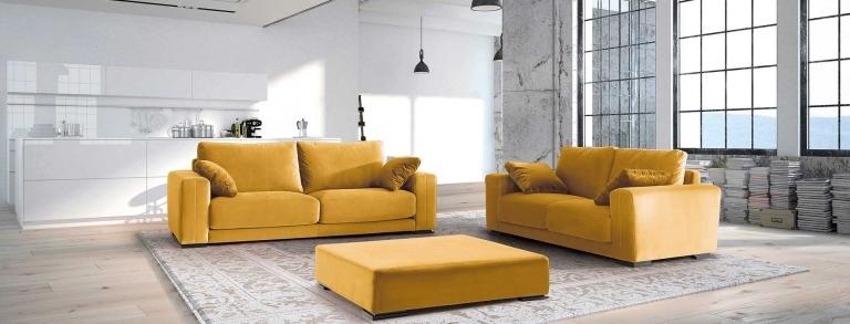 Modelo Urban de la marca de sofás Divanistar