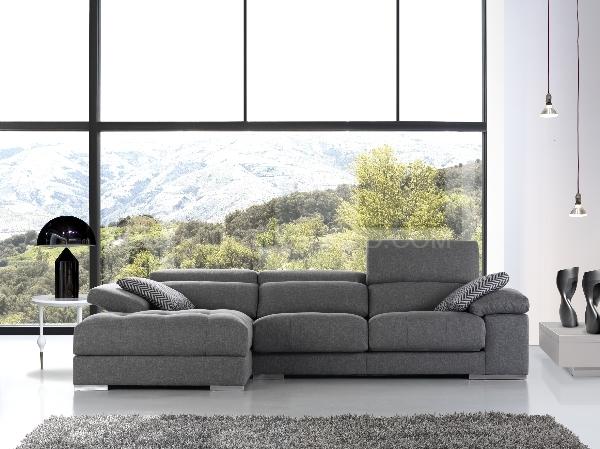 Sofa modelo Trento de Divanis