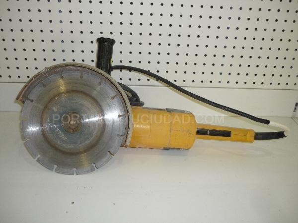 Alquiler de radiales con discos