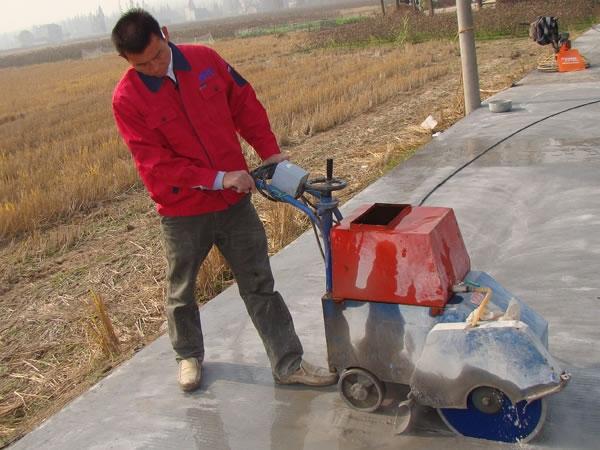 Alquiler de cortadoras de asfaltos y hormigón
