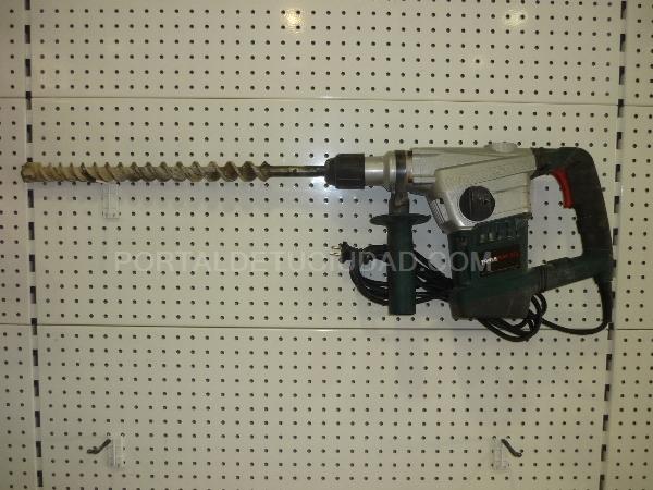Alquiler de martillos perforadores