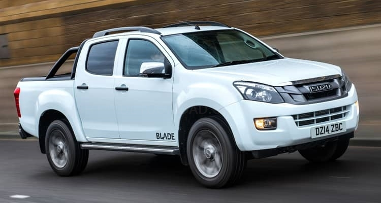 Isuzu D-Max Pick up