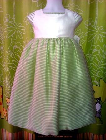 Oferta vestido clasico ceremonia niña
