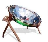 cocina, horno solar