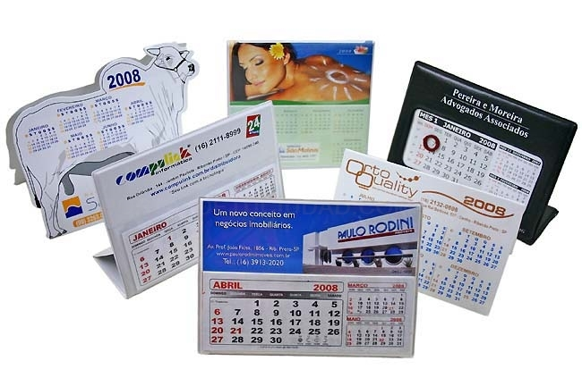 Troquelados abanicos, posavasos, calendarios