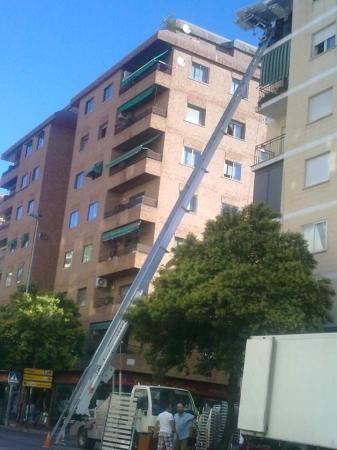Mudanzas baratas en Cáceres