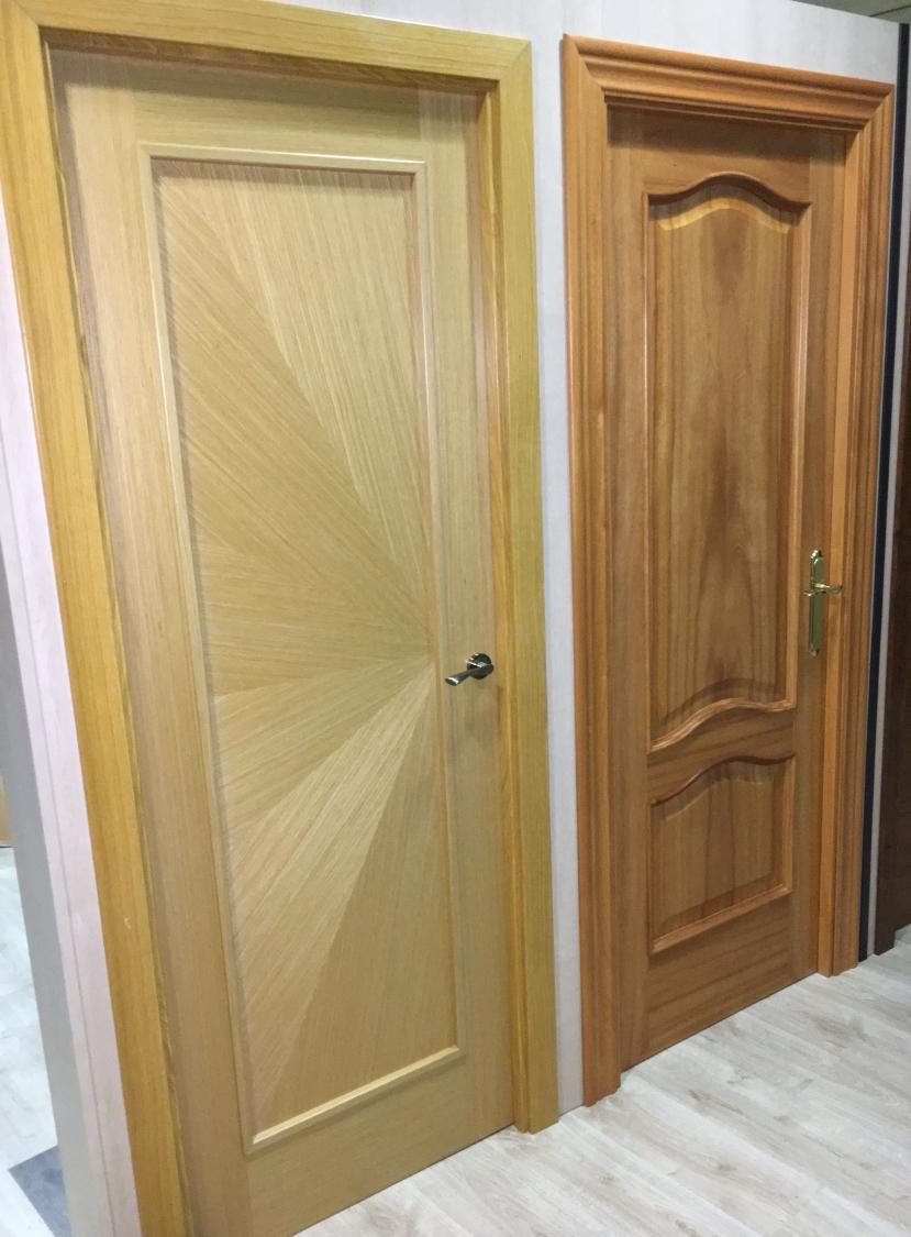 Puertas de madera de interior San Rafael