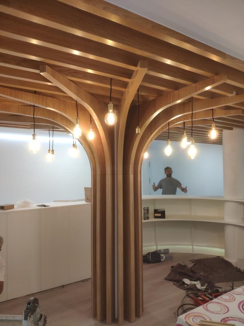 Trabajos a medida en carpintería de madera