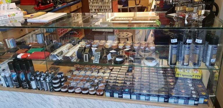 Productos para cuidar el calzado en Leganés