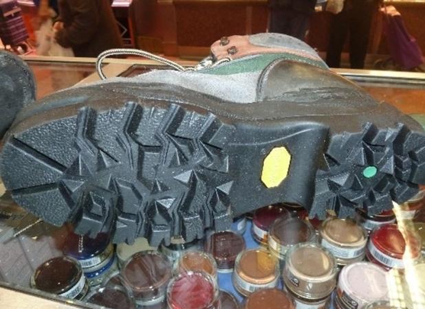 Reparación de suelas de zapato en Leganés