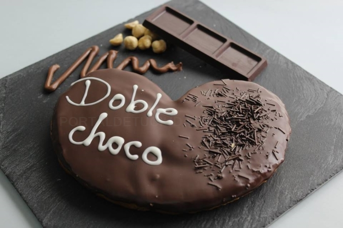 doble chocolate