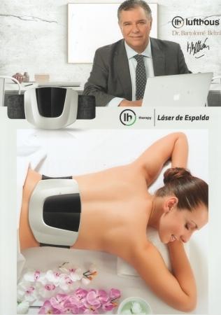 LÁSER DE ESPALDA