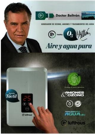 GENERADOR DE OZONO EVO 3