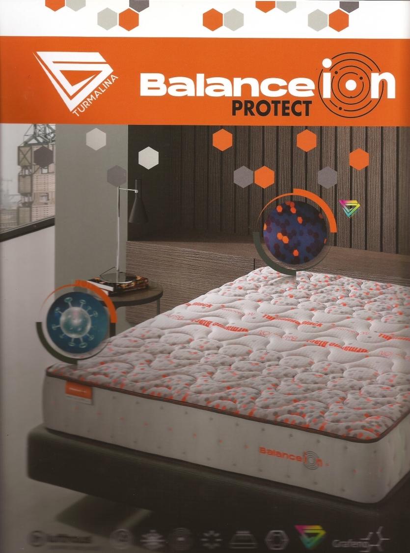 COLCHON BALANCE ION PROTECT TURMALINK