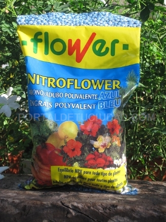 Destacado Nitroflower 750 grs.