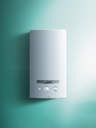 Calentador a gas Vaillant atmoMAG Direct Start mini ES/PT 11-0/1 XI atmosférico encendido electrónic