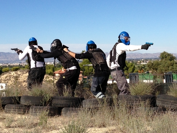 OASI Curso CQB - Close Quarters Battle