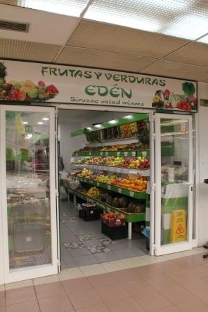 Frutas y Verduras Edén