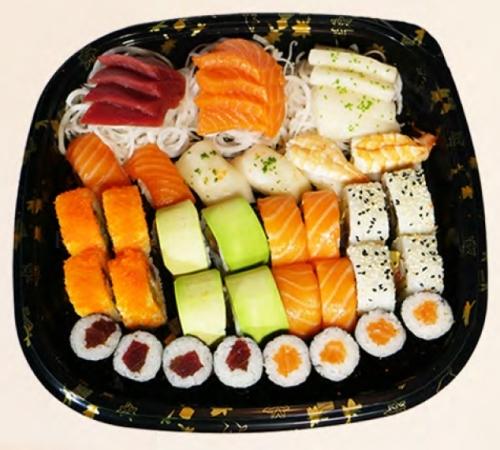 Sushi en tu casa