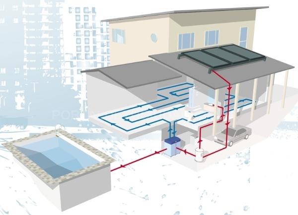 Sistema de refrigeración por absorción